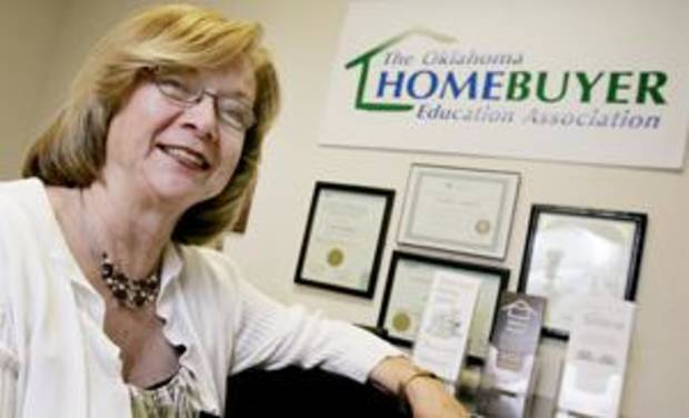 Tricia Auberle, director of the Oklahoma Homebuyer Education Association in Oklahoma City.  File photo by Jaconna Aguirre, The Oklahoman.