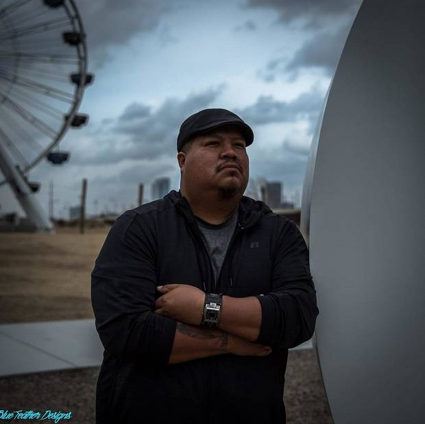 "Oklahoma-based Native American filmmaker Mark Williams will show his short film ""Warrior Coach"" at the sixth annual Holba' Pisachi' Native Film Festival, which is going online this weekend in response to the coronavirus pandemic. [Photo provided]"