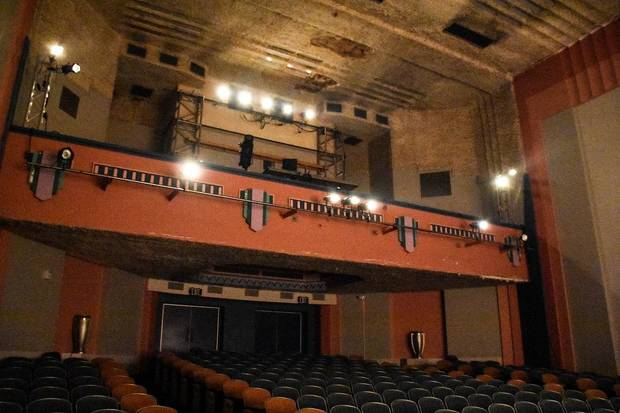 The Civic Center's Freede Little Theatre is due to undergo a full remodel as part of $9.4 million in bond funding approved by Oklahoma City voters in 2017.[Photo provided]