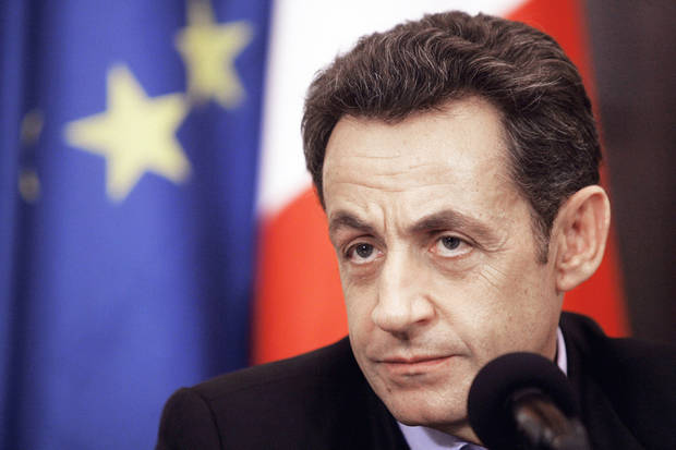 photo - French President  Nicolas Sarkozy