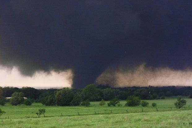 The 10 Deadliest Oklahoma Tornadoes In Recent History