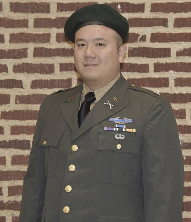 Andre Chiang stars as Col. Jim Thompson in Painted Sky Opera's production of