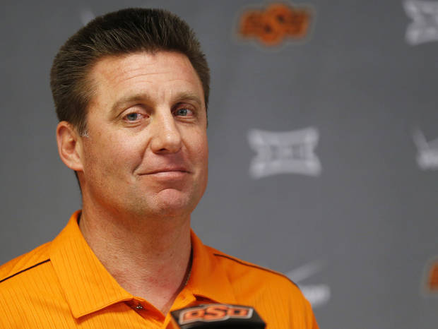 Oklahoma State football: Mike Gundy explains why he won't ...