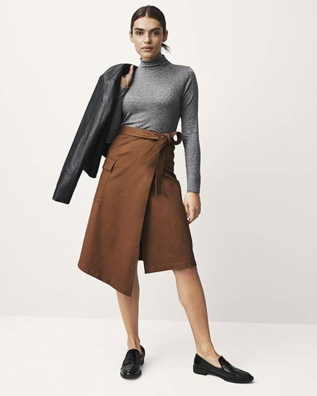 A look from Target's new collection, Prologue, in stores Sept. 14