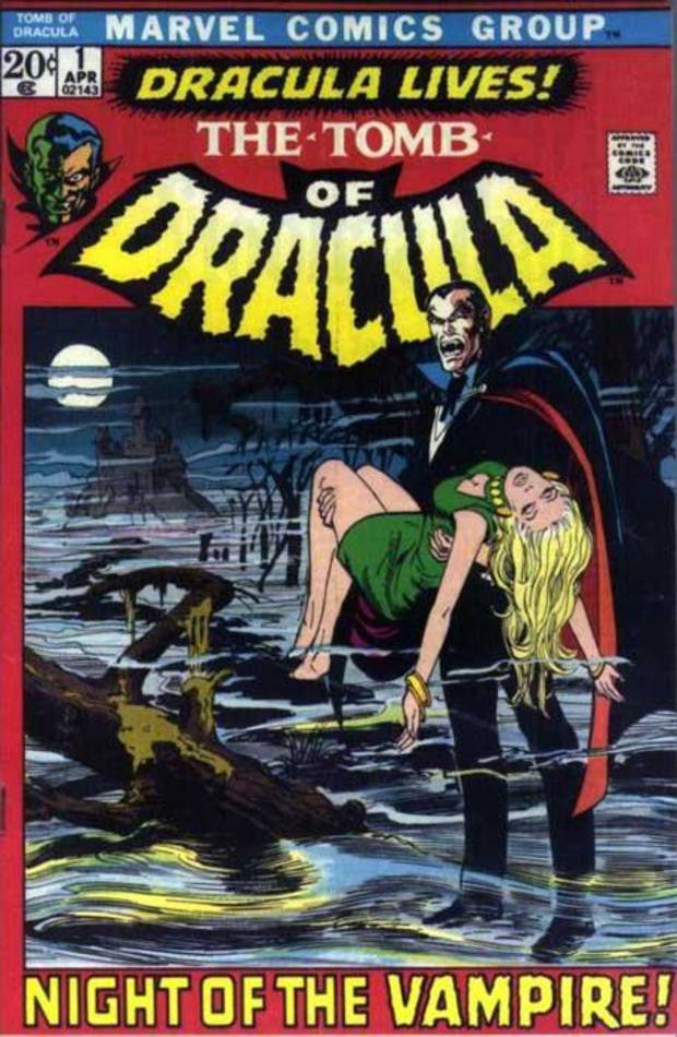 Tomb of Dracula #1 (Marvel Comics)