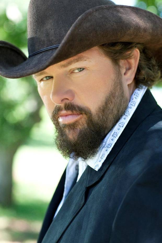 Toby Keith. Photo provided
