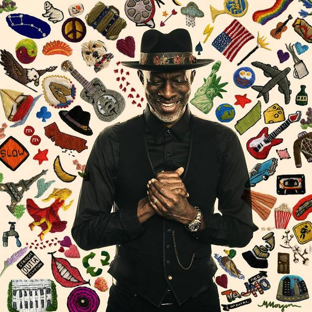 "Keb' Mo' will release his new album ""Oklahoma"" June 14 on Concord Record. [Cover art provided]"
