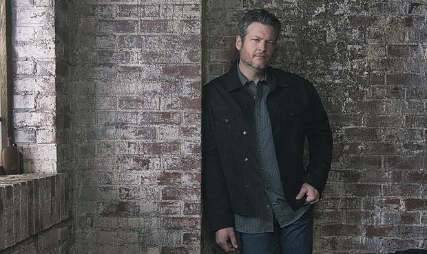 Blake Shelton [Andrew Accles photo]