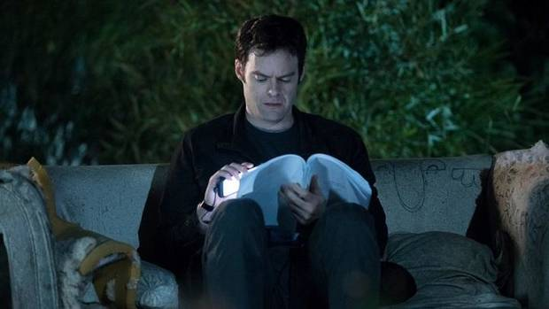 Bill Hader appears on