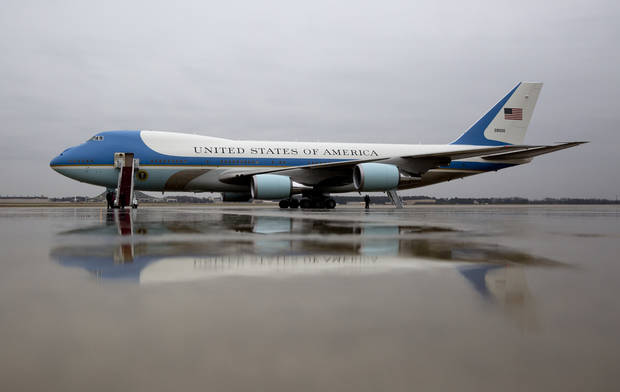 Trump wants Air Force One contract canceled, calls program 'ridiculous'