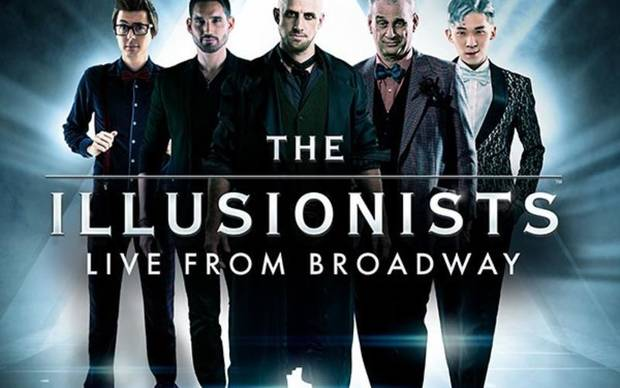 """The Illusionists - Live From Broadway"" has been added to OKC Broadway as part of its newly announced flex package for 2020. [Photo provided]"