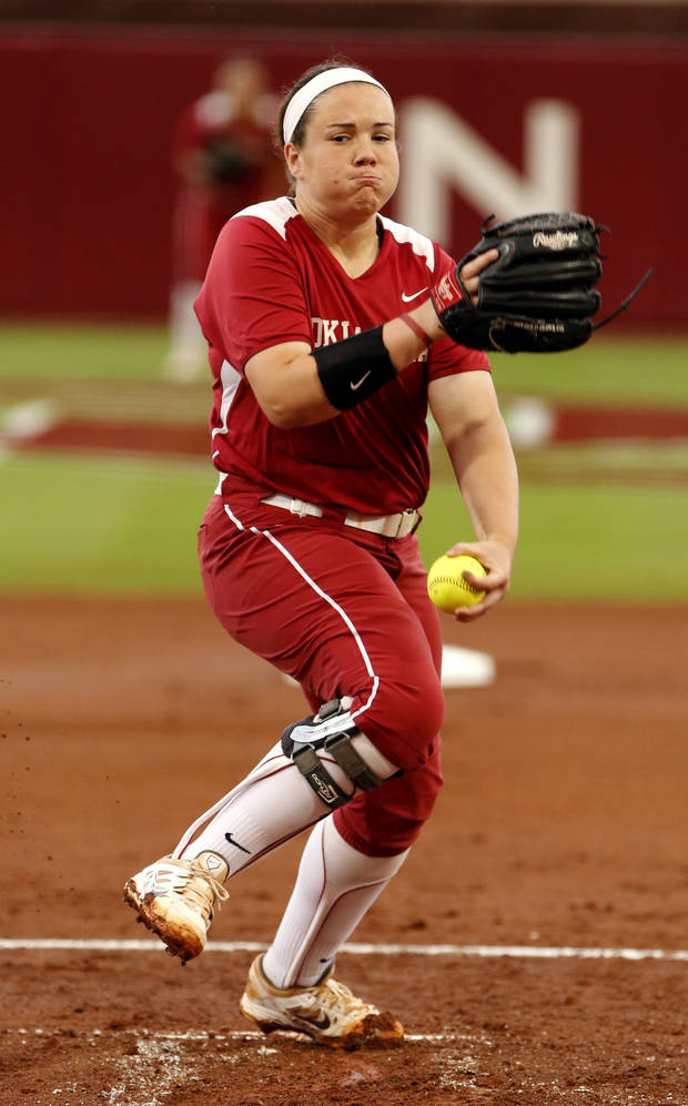 OU softball: Sooners 'giddy' to be in WCWS