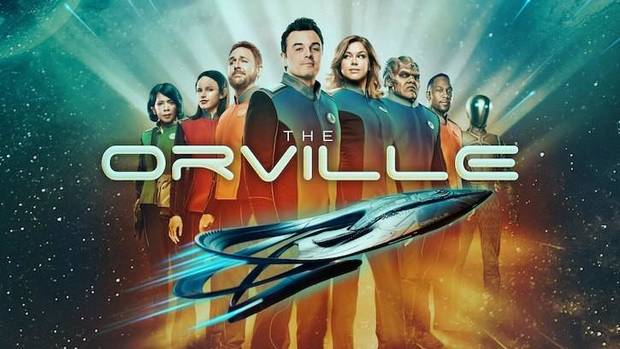 "Promotional photo for ""The Orville."" [FOX]"
