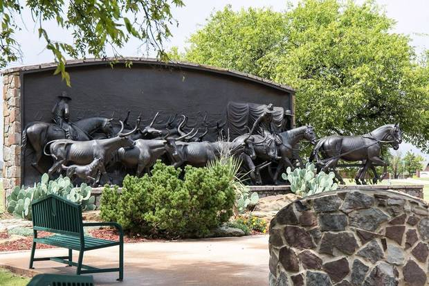 The Chisholm Trail Heritage Center is located in Duncan. [Photo provided]