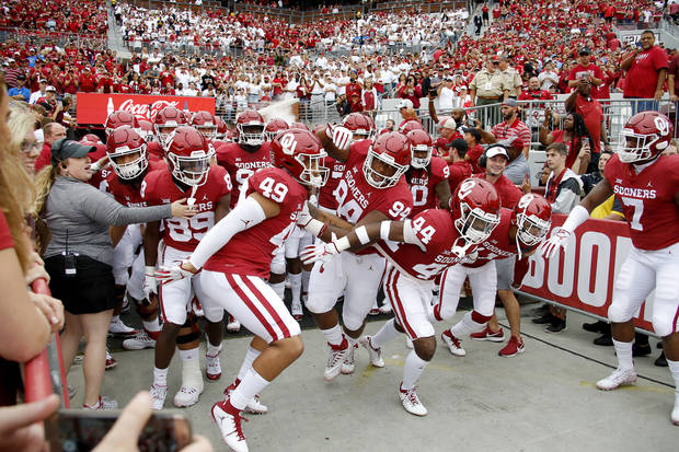 OU football: Sooners to honor Oklahoma National Guard with ...