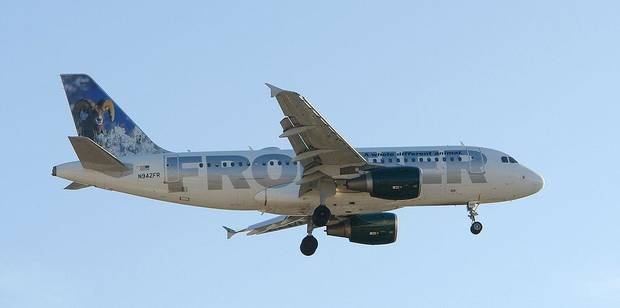 Frontier will begin non-stop service on A319s from OKC to San Diego April 7.(P. Alejandro Diaz)