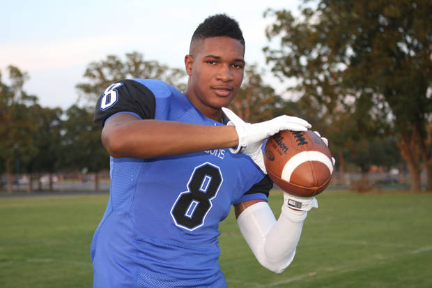 photo - Former OSU commitment Fred Ross, who wound up signing with Mississippi State. PHOTO PROVIDED