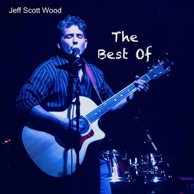 "Oklahoma country singer-songwriter Jeff Scott Wood is releasing his new album ""The Best Of"" via streaming Nov. 10. [Cover art provided]"