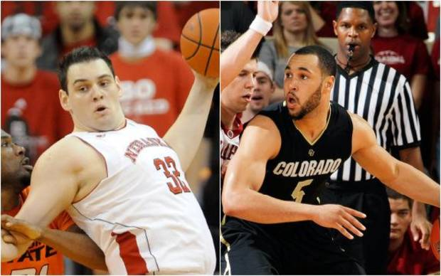 photo - This season, Oklahoma State may have made its last trip to Nebraska (left photo) and Colorado may have made its last trip to Oklahoma (right photo). AP AND OKLAHOMAN PHOTOS