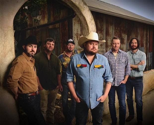 Randy Rogers Band [Photo provided]
