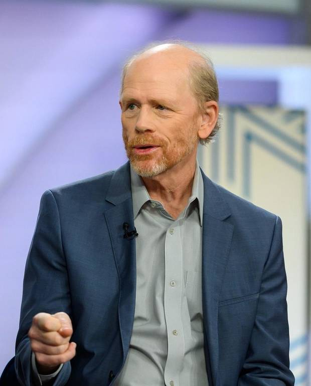 "Ron Howard appears on the ""Today"" show Tuesday, May 28, 2019. [Photo by: Nathan Congleton/NBC]"