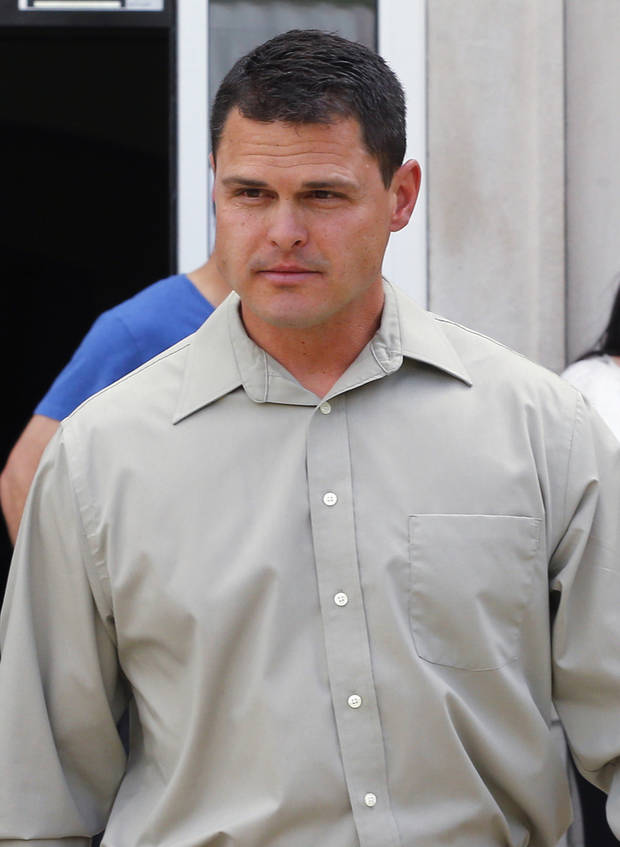 Ex-trooper accused of sexually assaulting female motorists sentenced to 8.5 years in prison