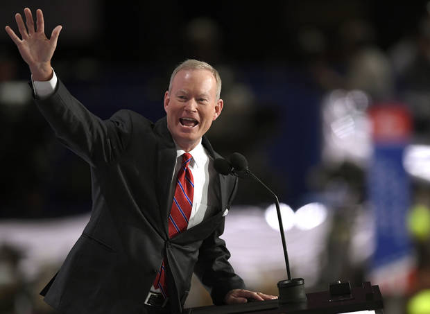 Oklahoma City Mayor Mick Cornett addressed the Republican National Convention Monday afternoon, speaking on all the highlights that Republican mayors are accomplishing around the country.