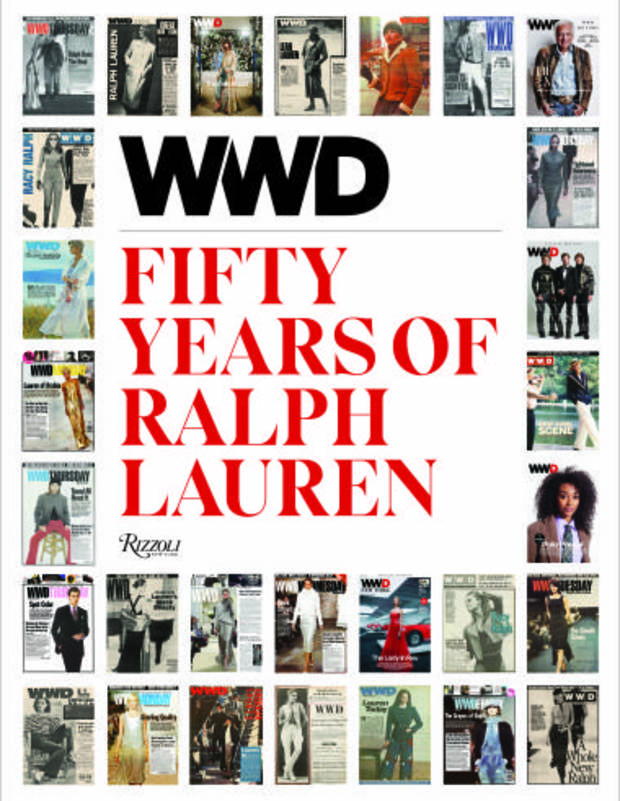 WWD has released a new book to commemorate Ralph Lauren's mark on fashion.