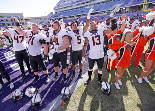 Oklahoma State, Colorado to renew Big 12 rivalry in Alamo Bowl