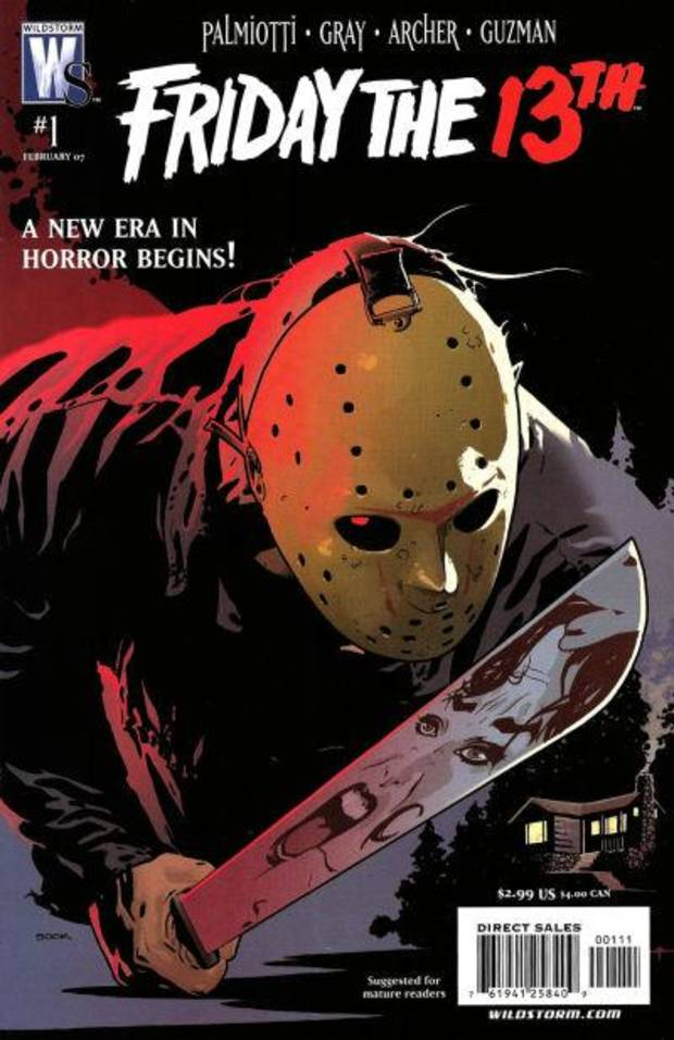 Friday the 13th #1 from WildStorm