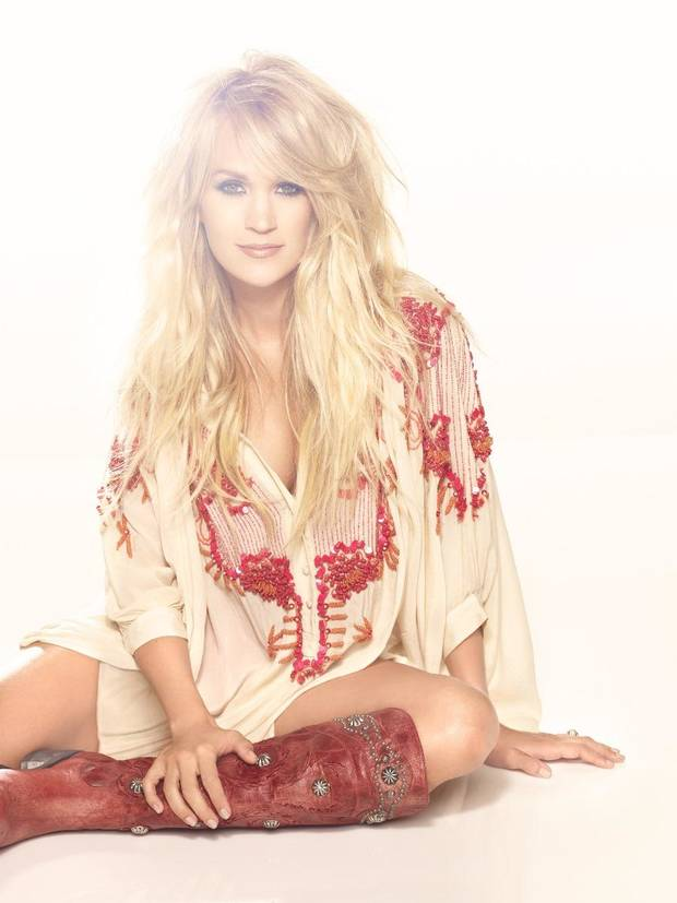 Carrie Underwood. Photo by Randee St. Nicholas