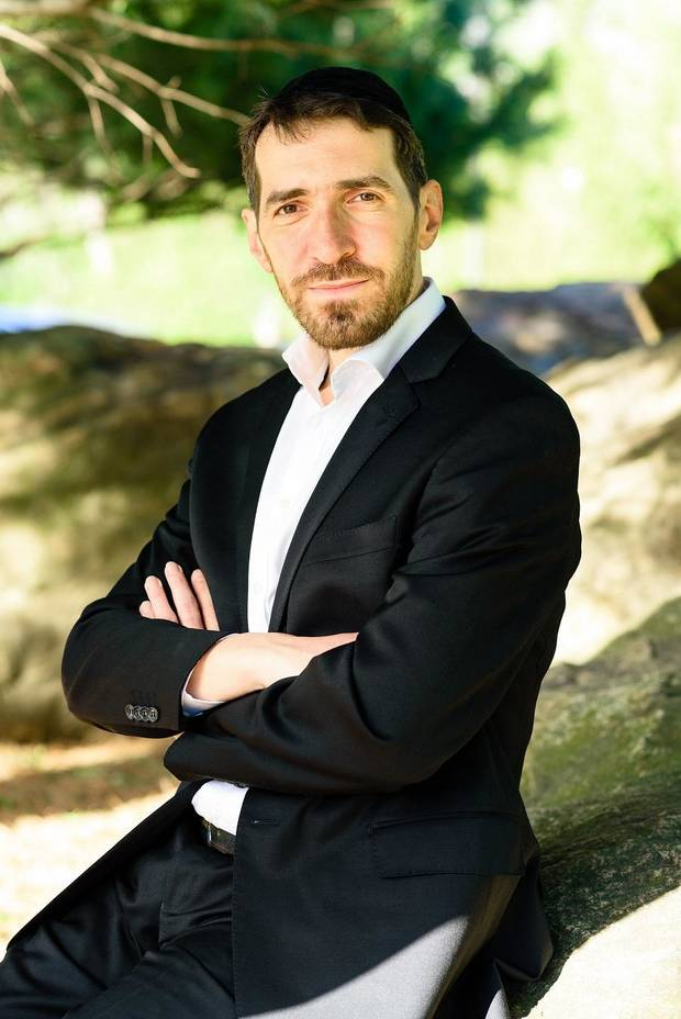 "Grammy-nominated composer Jonathan Leshnoff was commissed by the Oklahoma City Philharmonic to compose an original orchestral work in honor of the 25th anniversary of the Oklahoma City bombing. The phiharmonic will give the world premiere performance of the piece, titled ""Of Thee I Sing,"" Feb. 1 at the Civic Center. [Photo provided]"