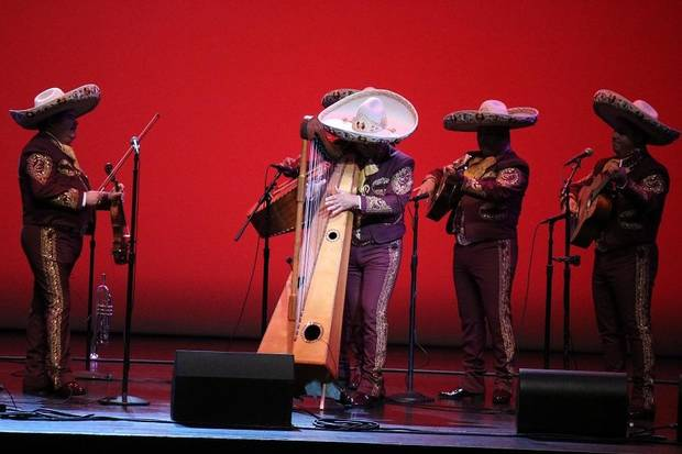 The Grammy-winning ensemble Mariachi Los Camperos will perform Feb. 21-22 with the Oklahoma City Philharmonic. [Photo provided]