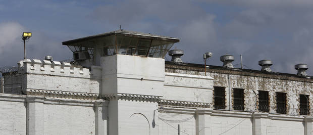 <p>The governor's Oklahoma Justice Reform Task Force released a report Thursday containing 27 recommendations aimed at alleviating prison overcrowding and reducing the state's incarceration rate while protecting public safety. The Oklahoma State Penitentiary in McAlester and other state prisons are facing critical funding issues. [The Oklahoman Archives]</p>