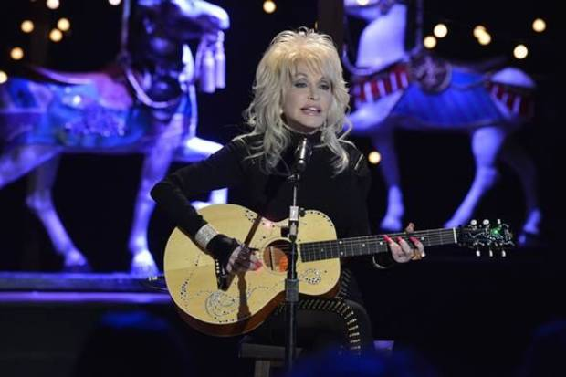 "photo - Country Music Hall of Famer Dolly Parton will bring her ""Blue Smoke World Tour"" to Hard Rock Casino Tulsa and Thackerville's WinStar World Casino this month. Photo provided"