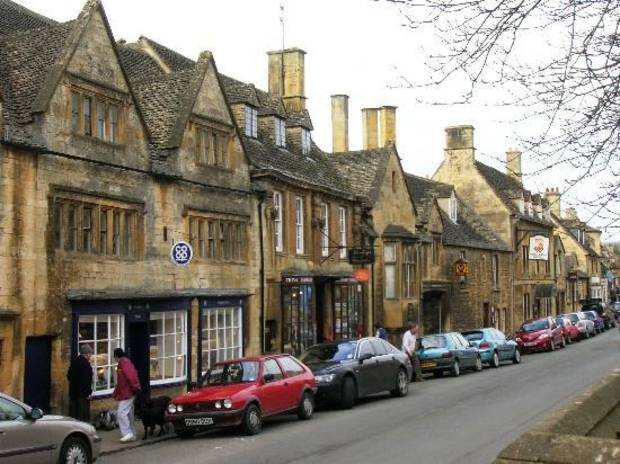 High Street in Chipping Campden.