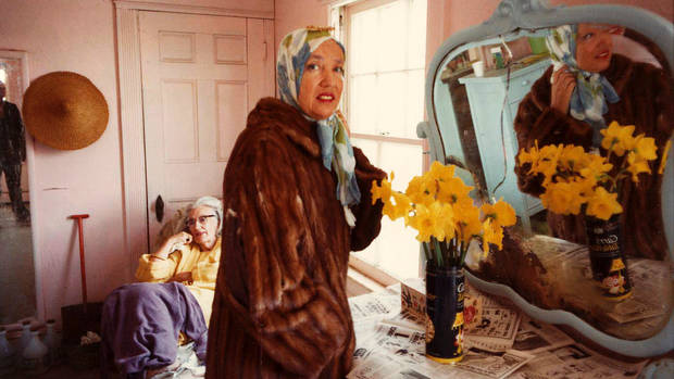 "The Oklahoma City Museum of Art kicks off its ""Modern Documentary Classics"" film series today with ""Grey Gardens."" [Photo provided]"