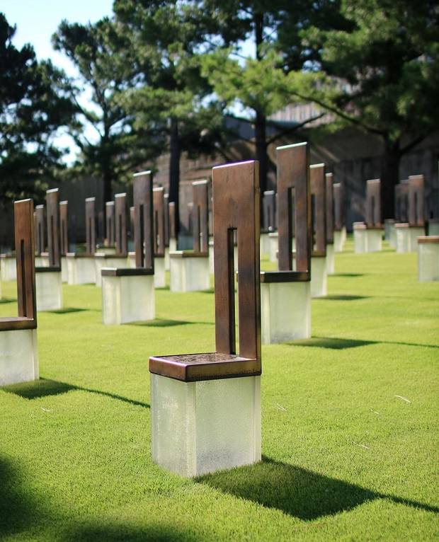 The Oklahoma City National Memorial & Museum is shown Saturday, July 25, 2015. Photo by Doug Hoke, The Oklahoman Archives