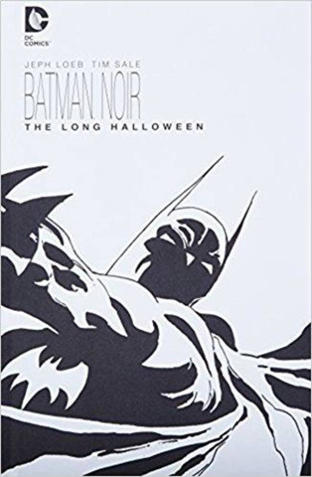 Batman: The Long Halloween Noir edition (DC Comics)
