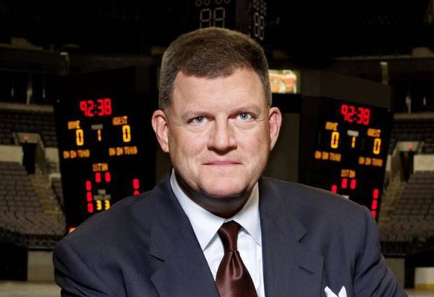 photo - Oklahoma City Thunder NBA basketball team chairman Clay Bennett