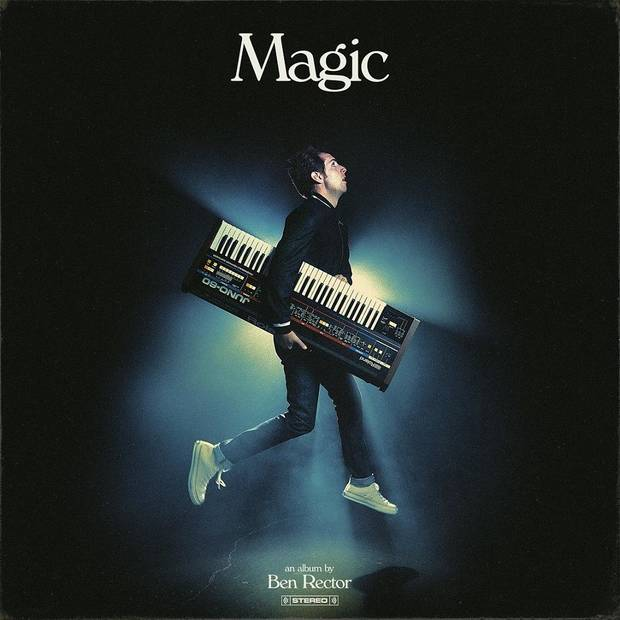"Ben Rector released his seventh studio album, ""Magic,"" was released June 22. Cover album art provided"
