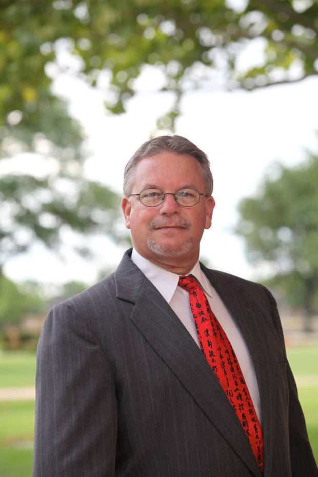 photo - Don Drew Drew will be the associate vice president for academic affairs and dean of graduate schools at Oklahoma Christian University.