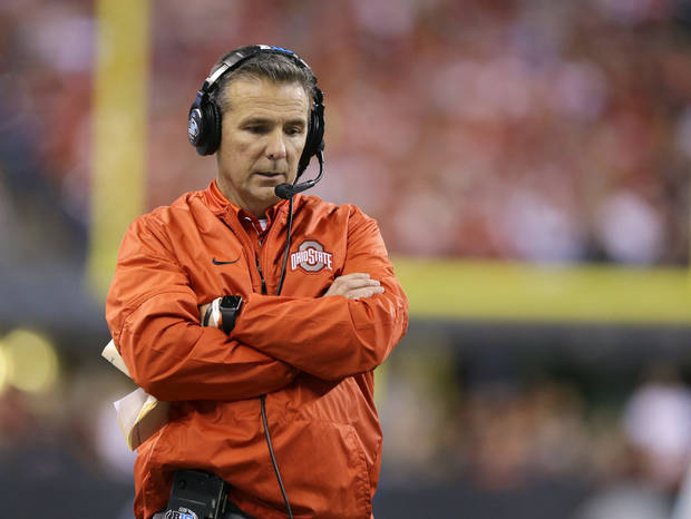 Urban Meyer suspended 3 games without pay in 2018 season