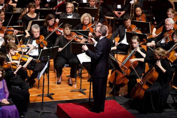 The Lawton Philharmonic has rescheduled its April concert in light of the coronavirus pandemic. [Photo provided]