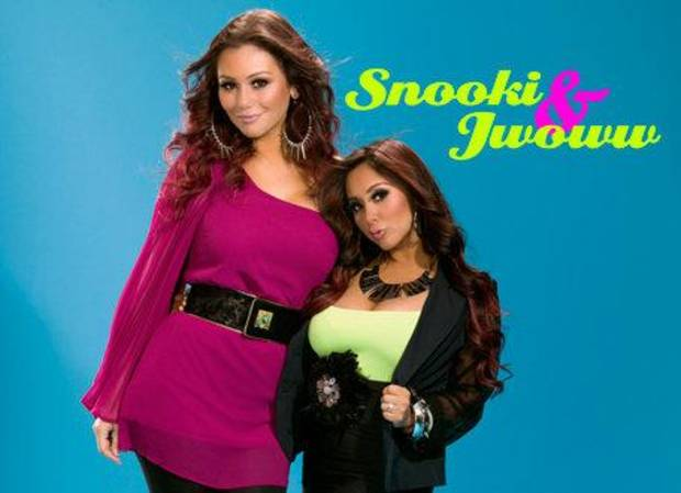"photo - Jersey Shore tandem of Nicole ""Snooki"" Polizzi and Jenni ""JWOWW"" Farley have series premiering at 10 p.m. Thursday, June 21,  on MTV. Photo courtesy of MTV."