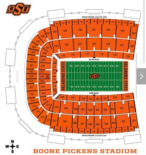 Oklahoma State Football Ticket Office Offers Buy One Get
