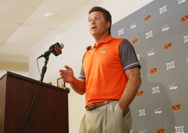Live Coverage: Mike Gundy previews Texas