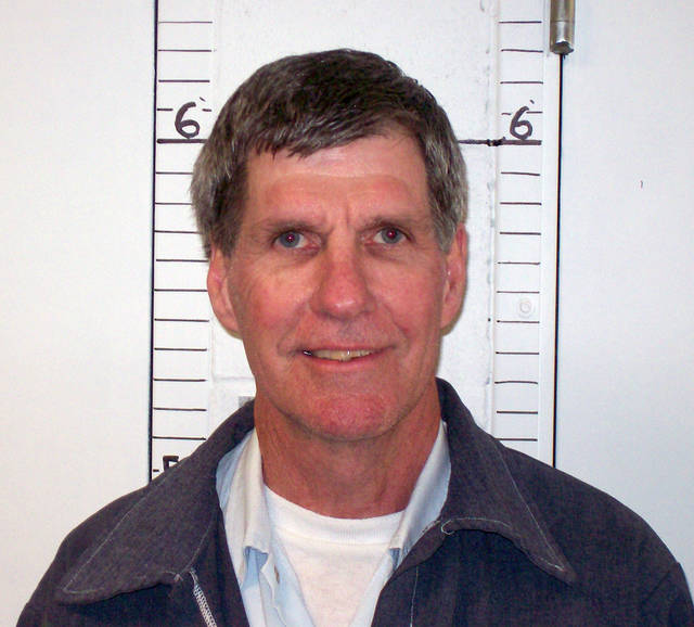 "In this undated photo provided by the California Department Of Corrections, Charles ""Tex"" Watson, 65, is shown. Watson, the man who orchestrated the Tate-LaBianca slayings 42 years ago, is seeking parole from a California state prison on Wednesday, Nov. 16, 2011. Watson has been denied parole 13 times, but is trying again during a hearing at Mule Creek State Prison, which holds nearly 3,600 inmates in the Sierra foothills 50 miles southeast of the state capital. (AP photo/California Department Of Corrections)"