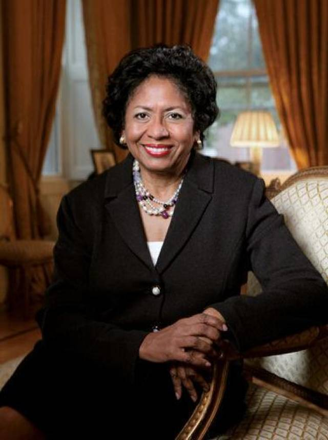 Ruth Simmons Brown University  president