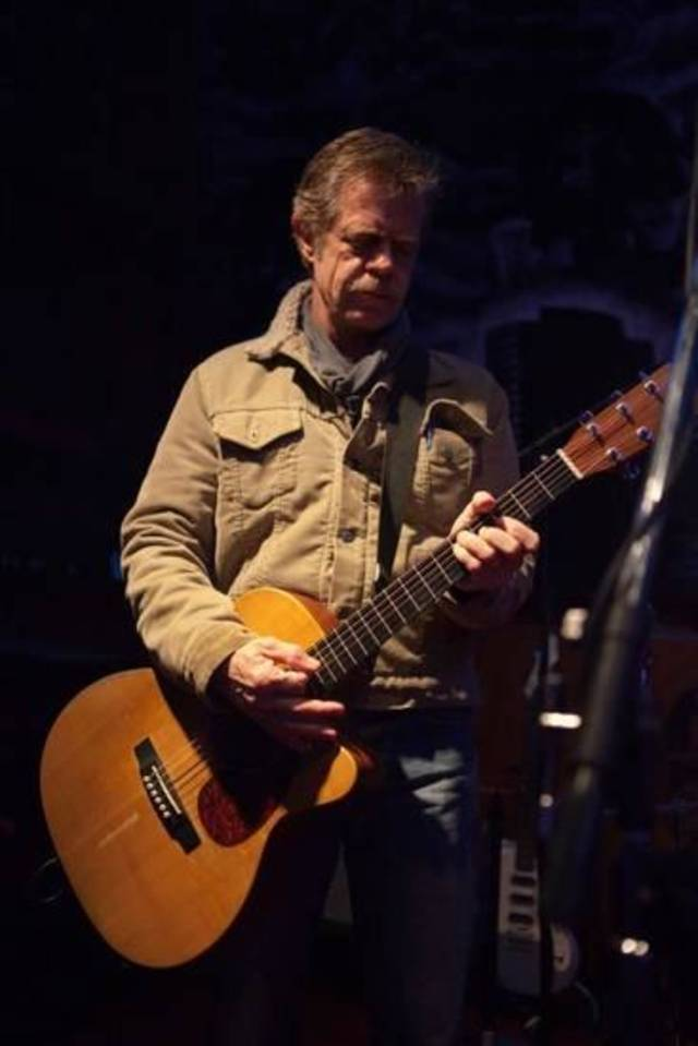 "Actor/filmmaker William H. Macy scouts locations at JJ's Alley in Oklahoma City for his Oklahoma-made musical drama ""Rudderless,"" which is Macy's feature film directorial debut."